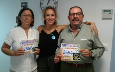 Nuestra asociación participa en la marcha del Alzheimer
